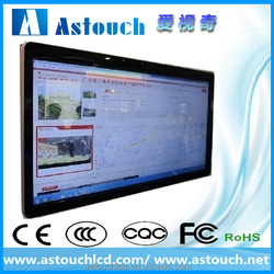 84 inch advertising player, TFT large advertising lcd screens