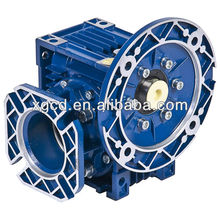 worm gearbox with square output flange