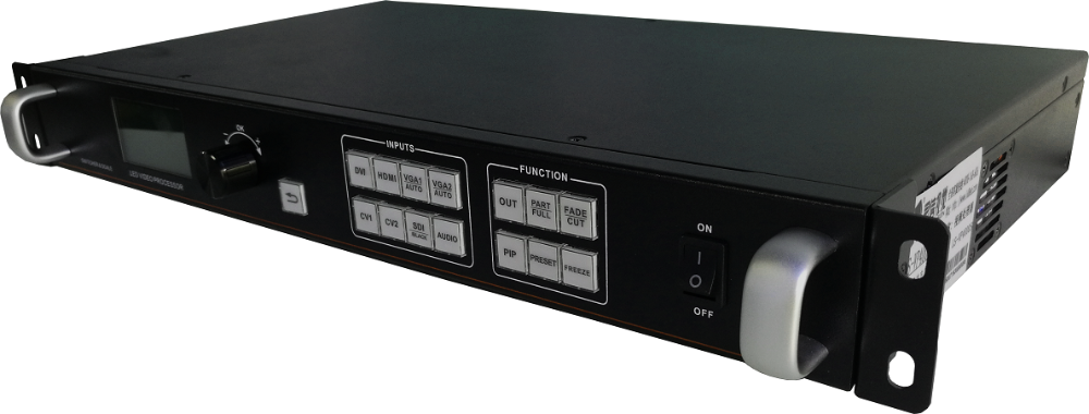 HDMI 1080p video wall processor LS-VP2000E video converter
