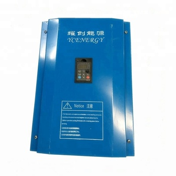 MPPT 3phase solar water pump power  inverter for irrigation
