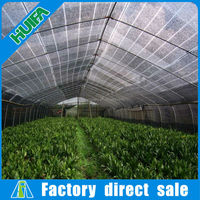 Africa tropical single span greenhouse shade net agriculture