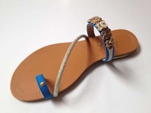 YT Wholesale Fashion Casual Woman Sandal For 2014