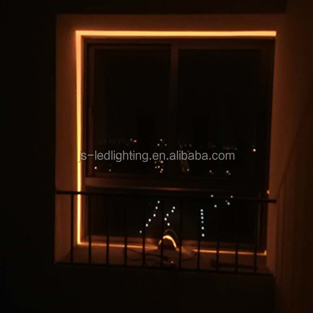 8w RGB wall decoration with led light with DMX/Dali control system
