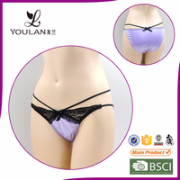 Professional Sexy Lingerie Underwear Manafacturer Sexy G String Panties