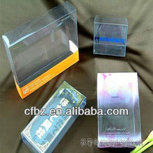 Clear PP Special Packing Box for Condom