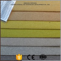 Customized fabric colour shade card of clothes