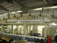 TB Metallic yarn coating machine