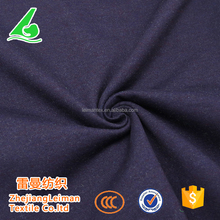 Hot selling high quality polyester cotton blend satin soften denim fabric