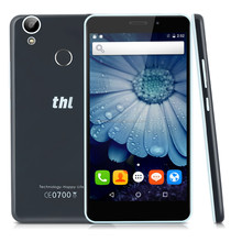 2017 Original THL T9 Android 6.0 Screen 5.5' HD 1G RAM 8G ROM 4G Fingerprint Touch ID 13MP smart cellphone mobile phone