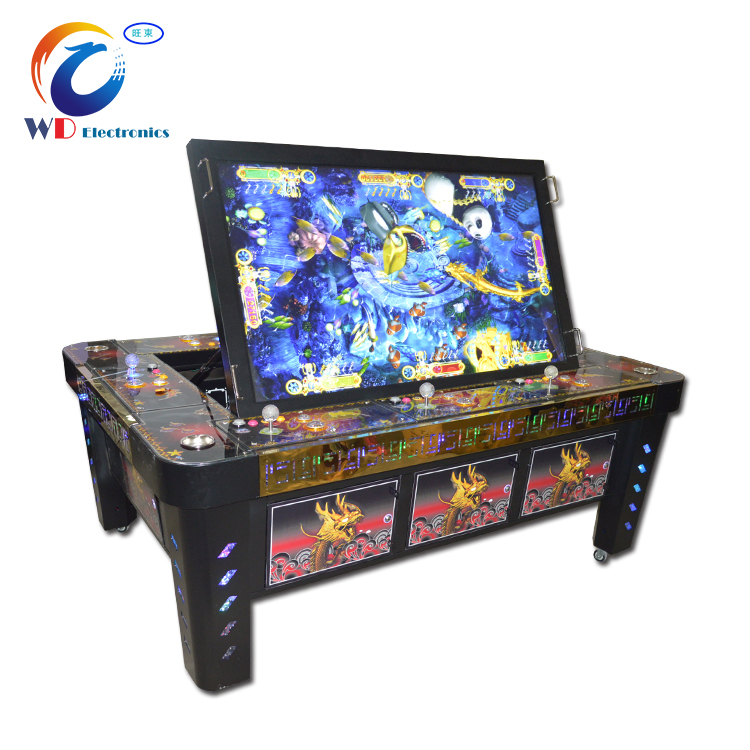 IGS fish hunter machine /shooting fishing game for sale/ 100% EARN money Green dragon 3d real fish game