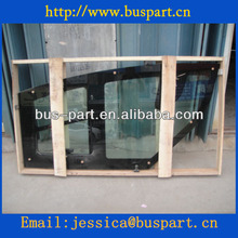 Yutong bus passenger door glass*Yutong Bus Front windshield