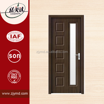 MDF wooden door from Zhejiang China near Oupai door