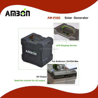 Strong Recommendation~350Watt DC Output Lead acid Solar Generator for home or outdoor,Solar Generator with Lead Acid.