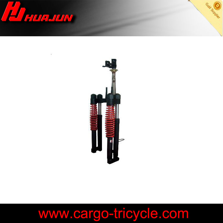 rickshaw 3 wheel motorcycle/cargo three wheel tricycles hydraulic shock absorber
