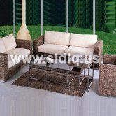 Unique design of high-end outdoor rattan furniture/set-SAR002