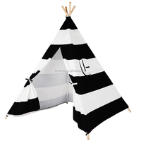 indoor outdoor teepee tent playhouse Children kids Tent Toys Play Tent Game House Indian Teepee