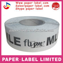 Custom Luggage Label for Bags thermal paper direct print