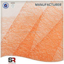 Marketing plan new product jacquard mesh fabric from chinese wholesaler