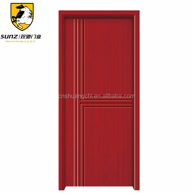 Alibaba China interior/exterior arch teak wood door