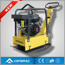 Wacker type gasoline loncin robin honda diesel electric vibratory earth soil hand held vibro for sale vibrating plate compactor