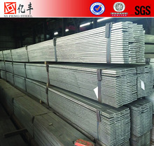 china supplier small quantity order price list carbon steel flat bars