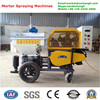 Hot Sale! 10-20m Height 5m3/h Cement Mortar Spraying Machine with 10m Pipe (32mm)