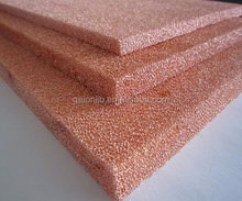 4mm Thickness Copper Metal Foam for Fuel Cell Research