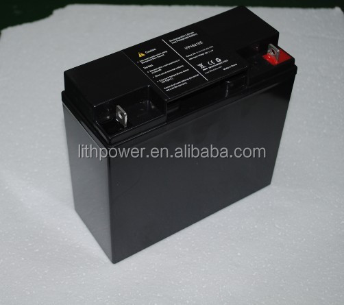2000cycles 12v 20ah lifepo4 battery with deep cycle lithium battery 12v 20ah and 24v 10ah lifepo4 deep cycle battery