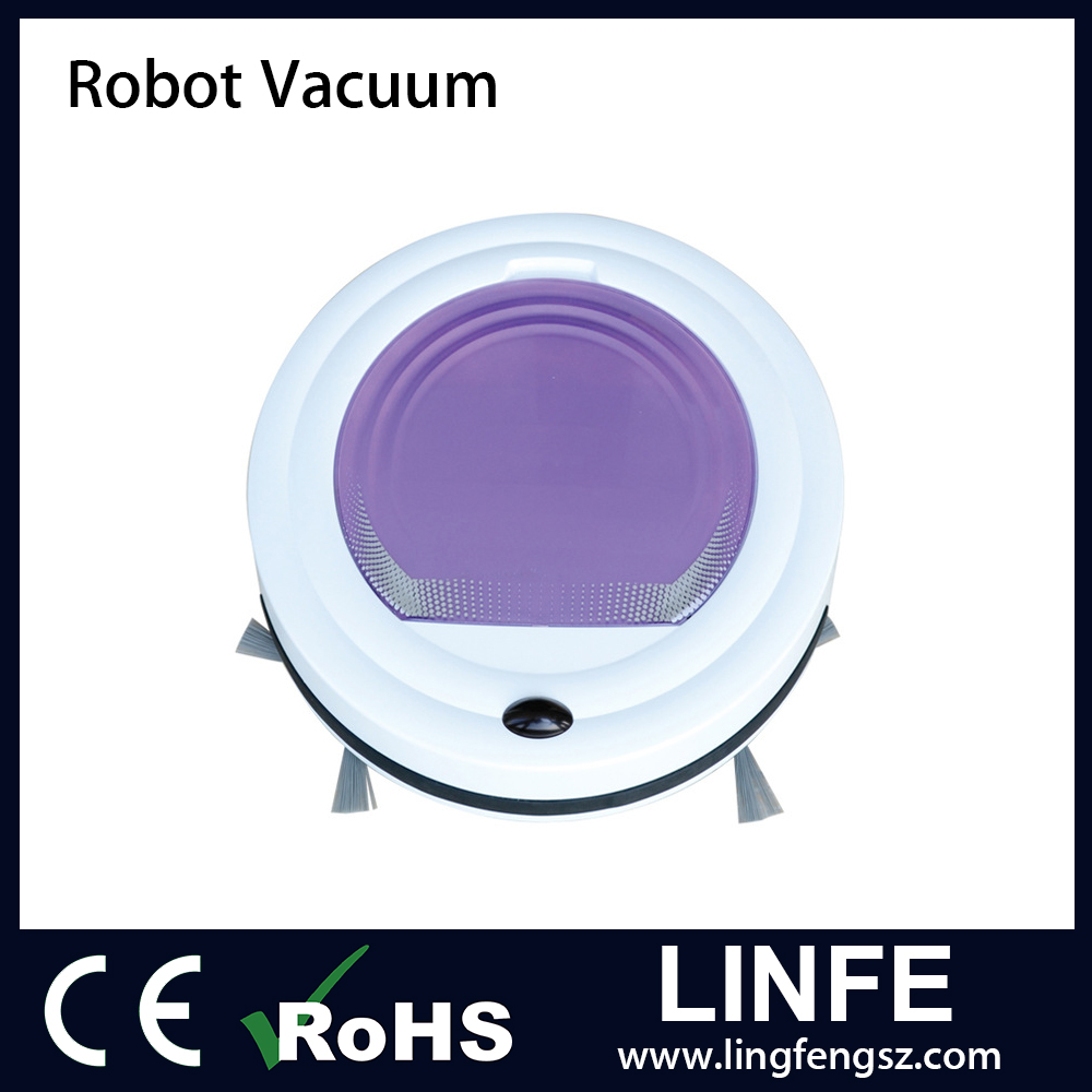 Portable Intelligent Auto Sweeping Machine Robot Vacuum Cleaner for Home