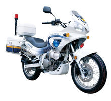 Europe Market Chongqing 600CC 4 Stroke Motorcycle With EEC Certification