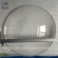 Super large diameter 300mm to 500mm N-BK7 plano convex Lens for optical instrument,factory professional producing huge lens