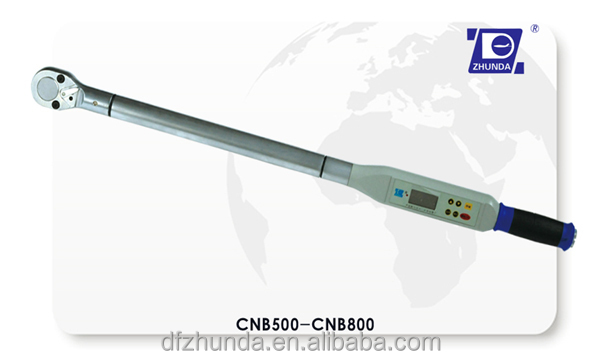 Digital torque wrench or electric torque wrench spanner