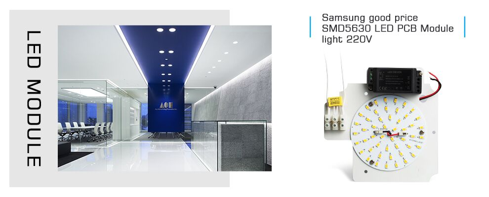 5630 led module with CE&RoHS certificate