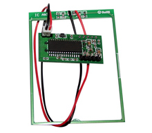ISO 15693 protocol RFID reader and writer module for attendance system