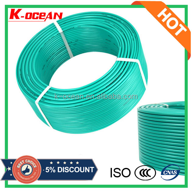 Wholesale Low Voltage Single Core 6 sq mm Copper Electric Cable Price