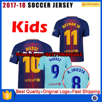 thai quality 2017 2018 football shirt custom soccer jersey kit adult sports jersey new model factory cheap price free shipping