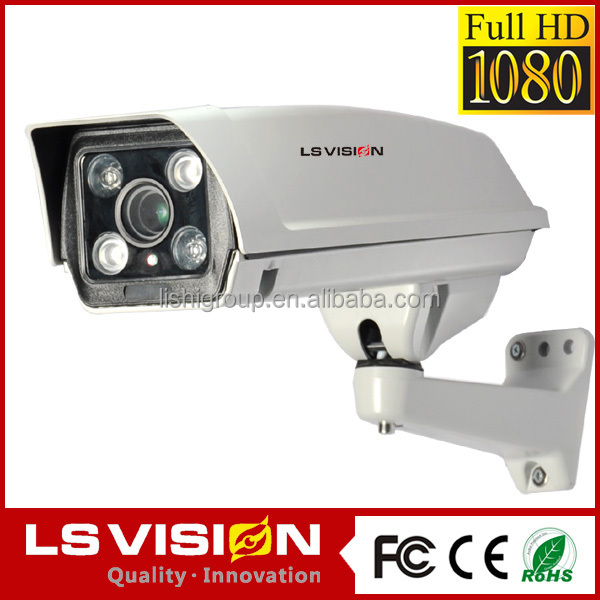 LS Vision low cost bullet ip camera,long-range ir cctv camera,long range infrared light