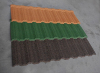 stoe coated metal roofing tiles types of roof covering long span color steel roof tile