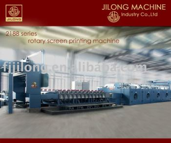 JL2188 series rotary screen printing machine