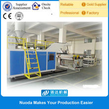 EVA film for solar panel encapsulation film production line for solar cell modules