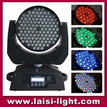 High Bright 108pcs 3W stage lighting led moving head, Hot 3W 108pcs LED Moving Head Bright Light, led wash moving light