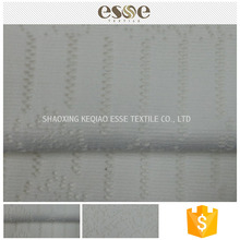 China supplies cheap jacquard clothing polyester fabric tube