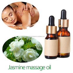 Factory Supply Formula R&D Body Care Jasmine Essential Massage Oil