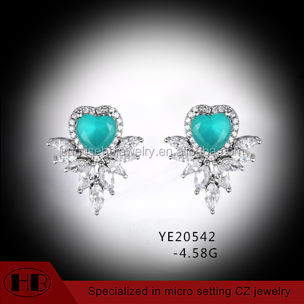 sunrise hb jewelry diamond earring ,fashion earring designs new model earrings