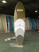 10' x 32.8''x4.7'' innegra laminating colorful painting stand up paddle board