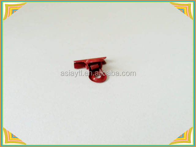 good quality colorfed baking varnish metal bulldog clips china manufacturer
