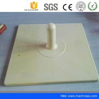 China plastic mould concrete mixer water tank mold making