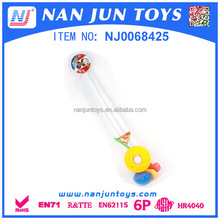 Popular kids sports playing plastic golf club toy for kids
