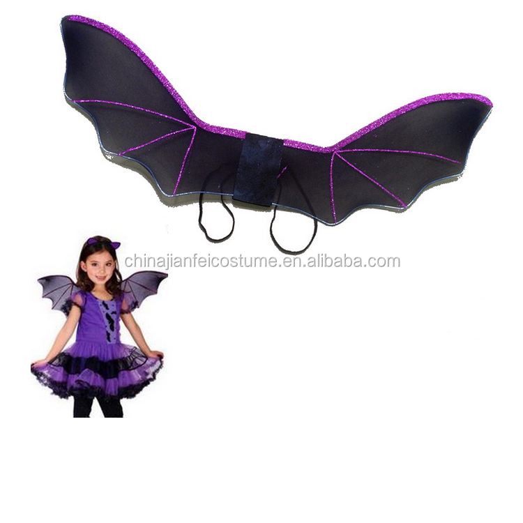 Hot sale Halloween Bat Wings for kids