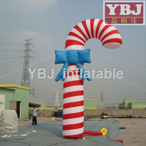 customized Inflatable chrismas cartoon/inflatable christmas candy/inflatable christmas gifts